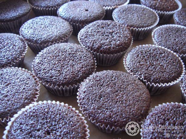 Oficina de Cupcakes Passo a Passo | Confeitaria da Luana