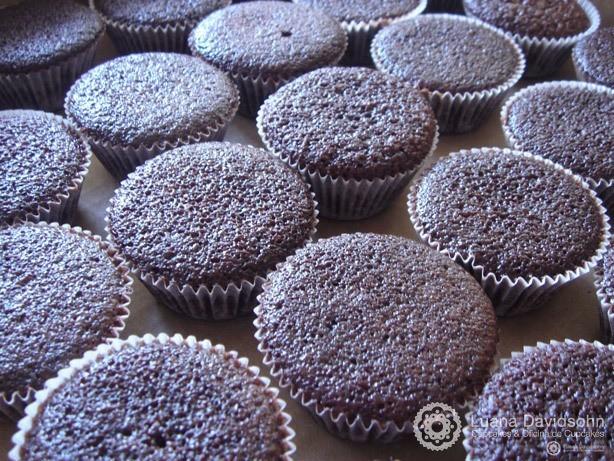 Kit Oficina de Cupcakes | Confeitaria da Luana
