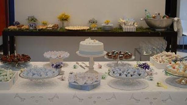 Cupcake para Chá de Bebê | Confeitaria da Luana