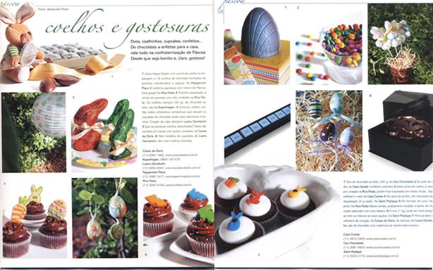 Pascoalinos da Revista | Confeitaria da Luana