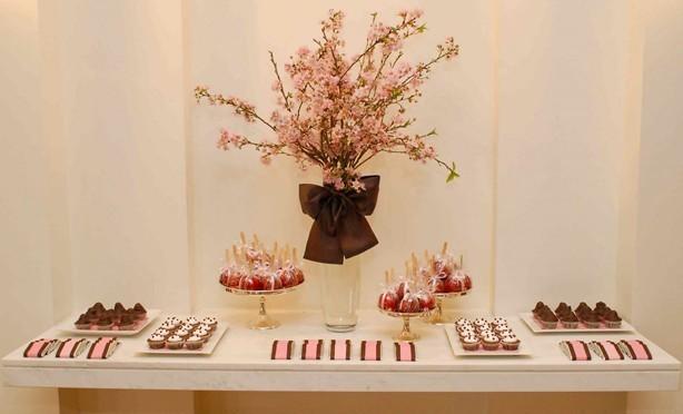 Chá de Cozinha com Cupcakes | Confeitaria da Luana