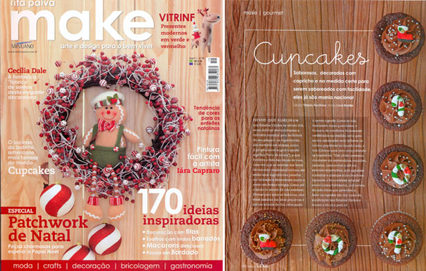 Revista Make | Confeitaria da Luana