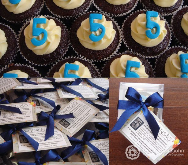 Cupcake Presentes RH | Confeitaria da Luana