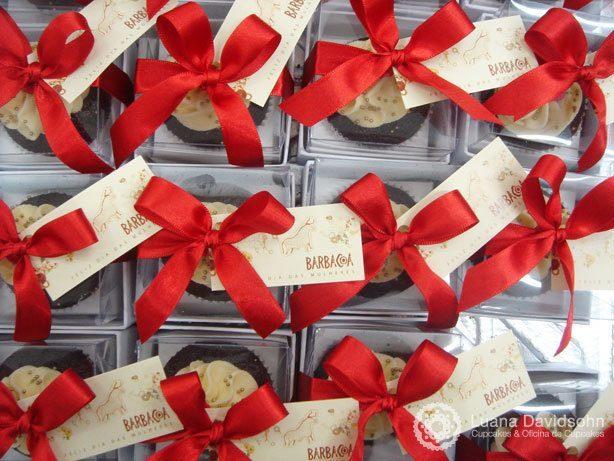 Cupcake Dia da Mulher Barbacoa