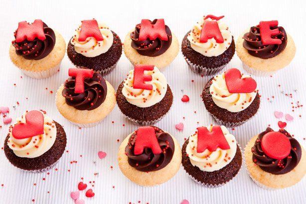 Cupcake Dia das Mães 2011 | Confeitaria da Luana