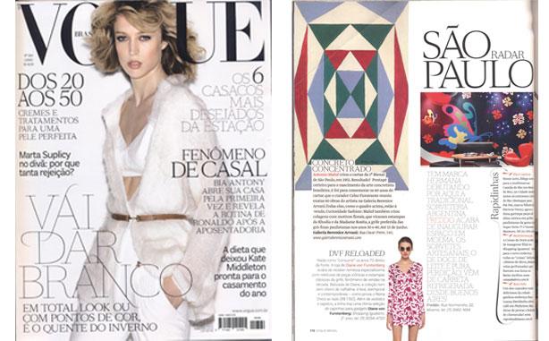 Vogue | Confeitaria da Luana