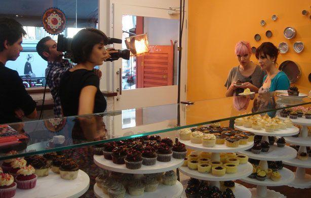 Receita Cupcake de Baunilha MTV | Confeitaria da Luana