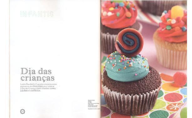 Confeitaria da Luana na Cake Design