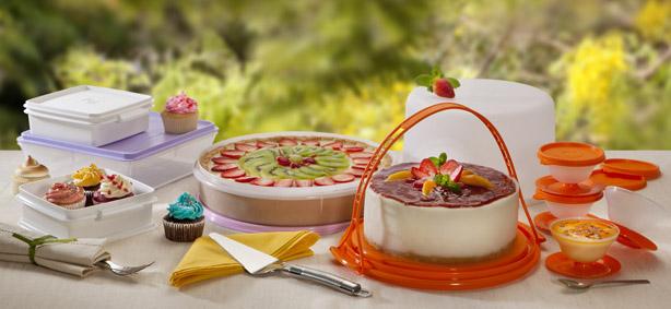 Tupperware | Confeitaria da Luana