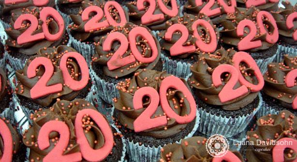 Cupcake Confeitaria Da Luana