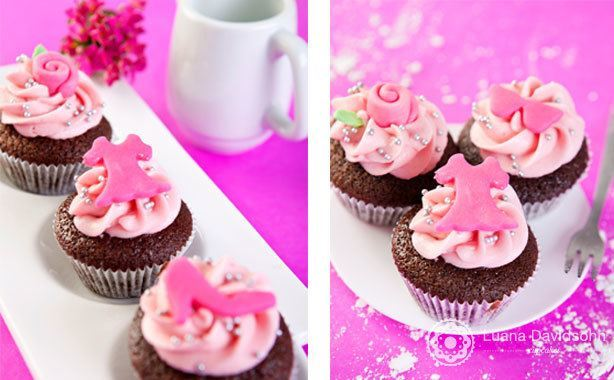 Cupcake Dia da Secretária