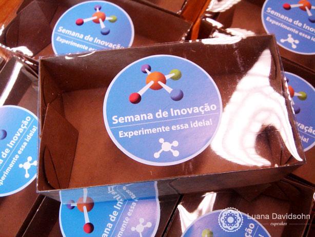Dinâmica de Integração com Cupcakes | Confeitaria da Luana