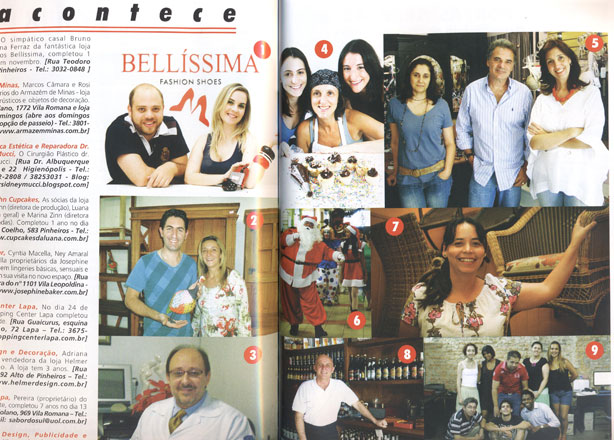 Achei na Vila | Confeitaria da Luana