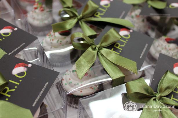 Mimo de Natal | Confeitaria da Luana