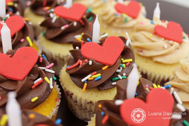 Aniversário de Namoro | Confeitaria da Luana
