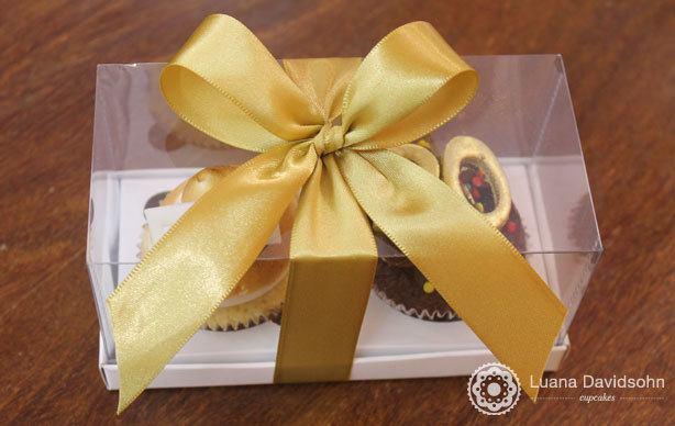 Cupcake de Presente Shopping Eldorado