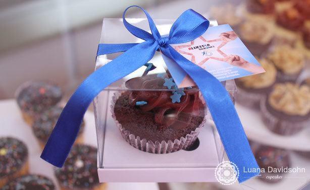 Cupcakes Cor da Empresa