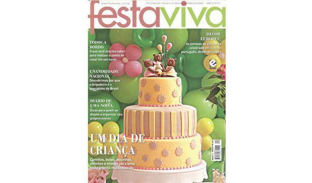 Confeitaria da Luana na Festa Viva | Confeitaria da Luana