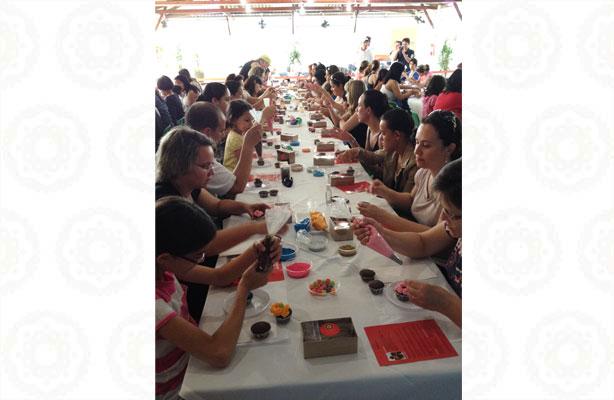 Oficina de Cupcakes Dia das Crianças | Confeitaria da Luana