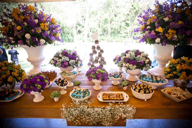Cupcake para Casamento da Mariana   Confeitaria da Luana