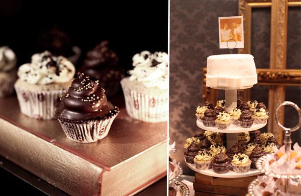 Cupcake para Casamento da Juliana   Confeitaria da Luana