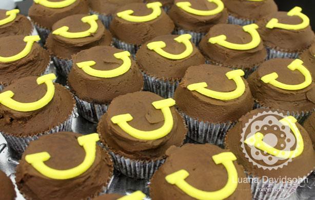 Cupcakes para Neosaldina | Confeitaria da Luana