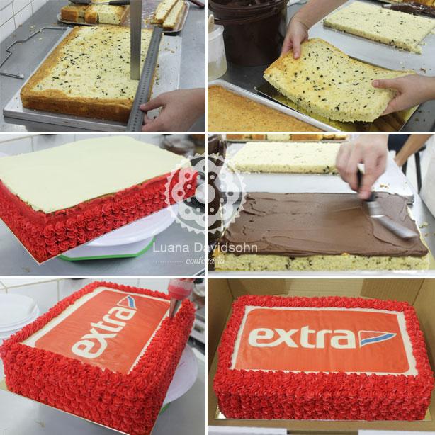 Aniversário do Extra | Confeitaria da Luana
