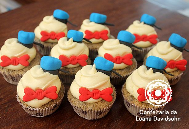 Cupcake Mickey
