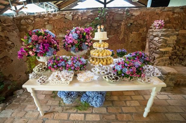 Cupcake para Casamento Beatriz e Caio | Confeitaria da Luana