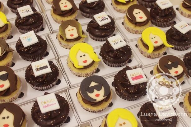 Cupcake Blogueiras Fashion Week | Confeitaria da Luana