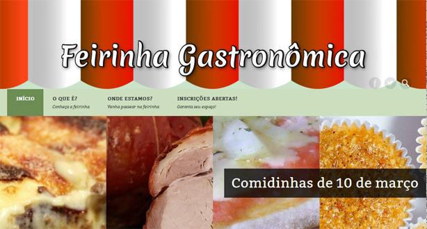 Feirinha Gastronômica | Confeitaria da Luana