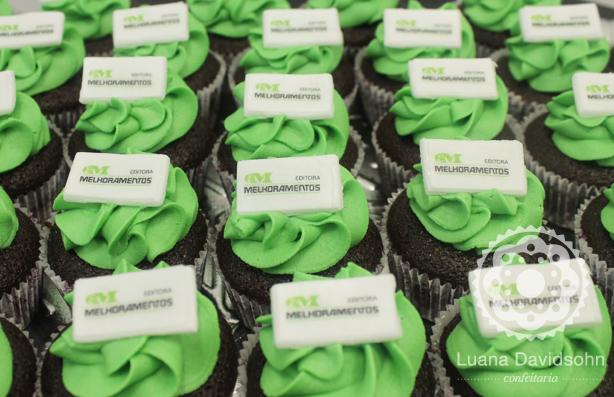 Cupcakes da Melhoramentos | Confeitaria da Luana