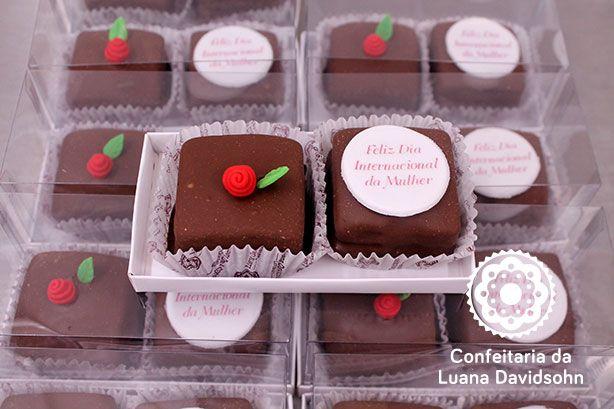 Presentes Dia da Mulher | Confeitaria da Luana