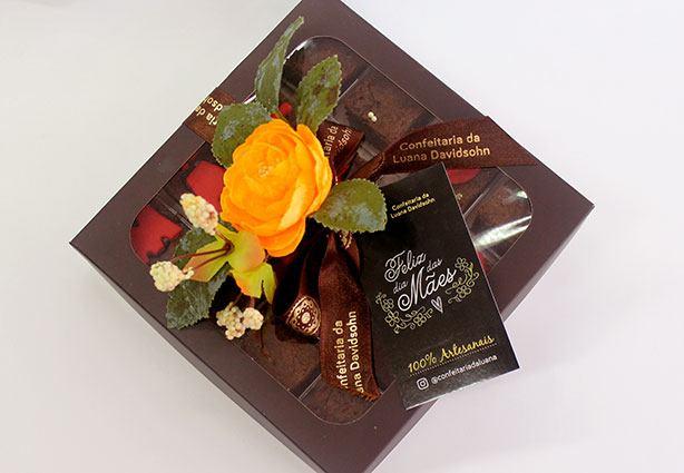 Brownies Dia das Mães | Confeitaria da Luana