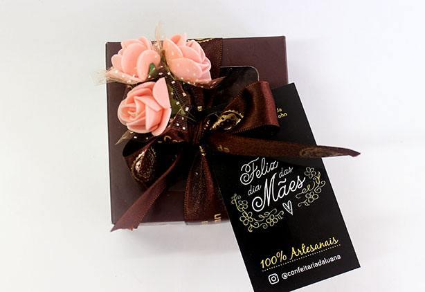 brownies dia das mães