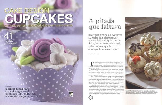 Confeitaria da Luana | Revista Cake Design | Confeitaria da Luana