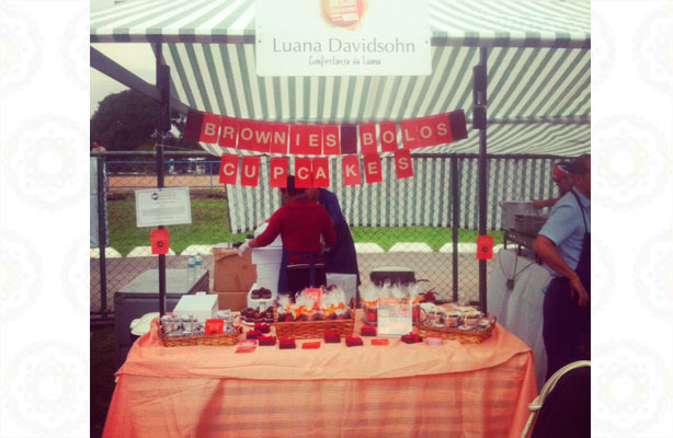 O Mercado Festival Gastronômico | Confeitaria da Luana