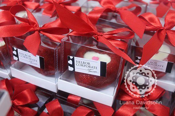 Bolo Caseiro Dia dos Namorados | Confeitaria da Luana