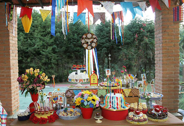 Festa Junina By Piccola Favola | Confeitaria da Luana