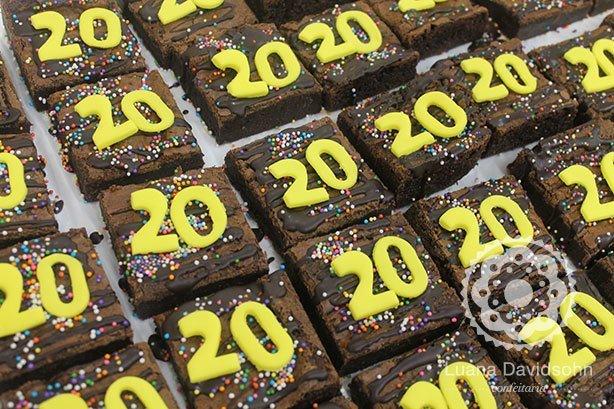 Brinde 20 anos do Shopping Franca | Confeitaria da Luana