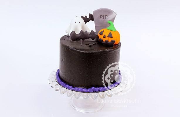 Doces de Halloween | Confeitaria da Luana