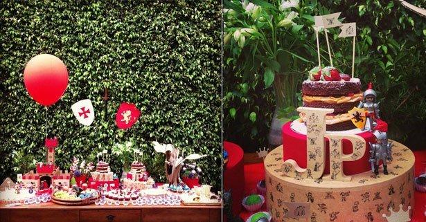 Cupcake Dragão | Confeitaria da Luana