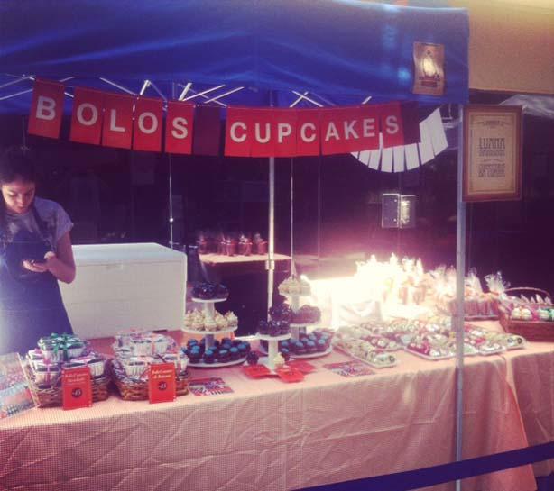 Mercado Gourmet A Hebraica | Confeitaria da Luana