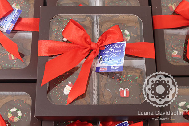 Brownies para a Ingram Micro | Confeitaria da Luana