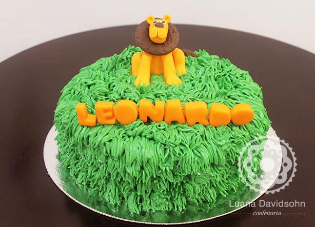 Aniversário do Leonardo | Confeitaria da Luana