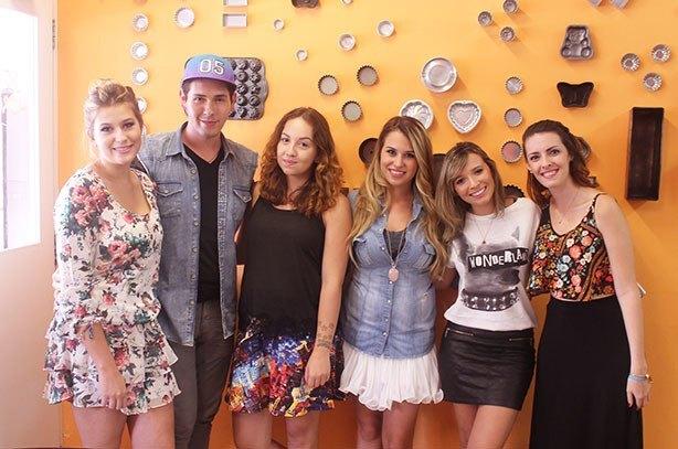 Desafio dos Cupcakes: Blogueiros! | Confeitaria da Luana