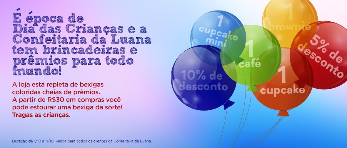 Cupcakes   Confeitaria da Luana