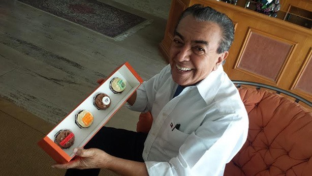 Maurício de Sousa e nossos Cupcakes | Confeitaria da Luana