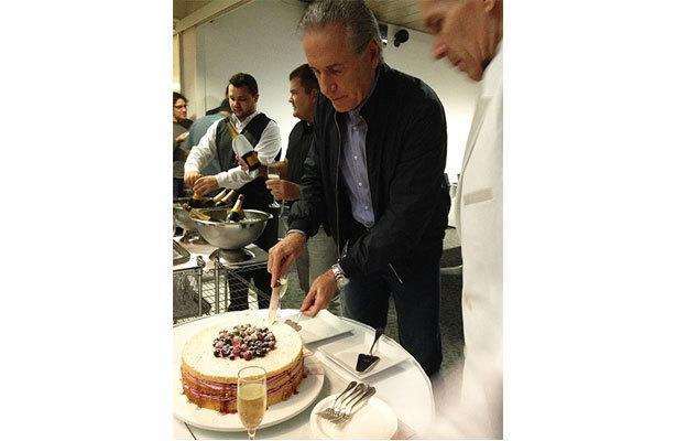 Naked Cake para Justus | Confeitaria da Luana