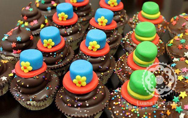 Cupcake do Patati Patata | Confeitaria da Luana